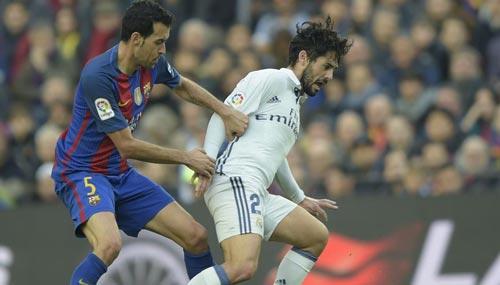 Messi có thêm kỷ lục, Barca chiều lòng số 1 - 3