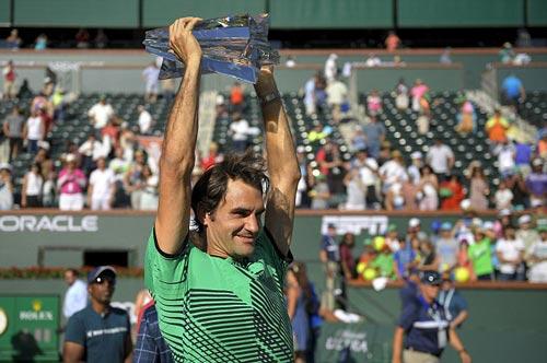 Federer và ngôi số 1: Nhà vua vĩ đại đang trở lại - 1