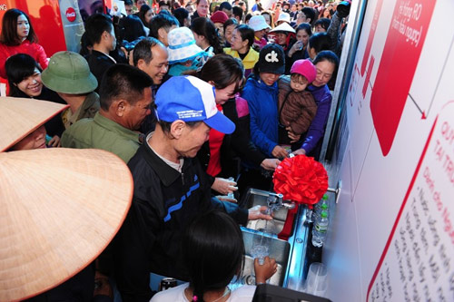 Coca-Cola và hành trình 10 năm mang nước sạch đến cho cộng đồng - 2