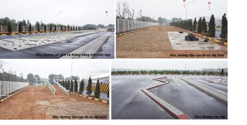 Khánh thành trung tâm đào tạo lái xe an toàn hàng đầu tại Việt Nam - 3