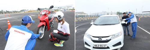 Khánh thành trung tâm đào tạo lái xe an toàn hàng đầu tại Việt Nam - 4