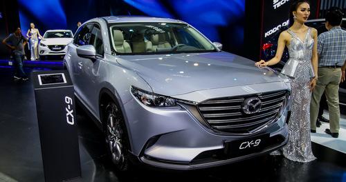 """Mazda CX-9 2017 """"âm thầm"""" về Việt Nam - 2"""