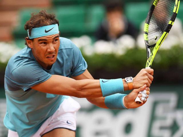 """Monte Carlo: Nadal vua lại làm vua ở """"đất thánh"""" - 3"""