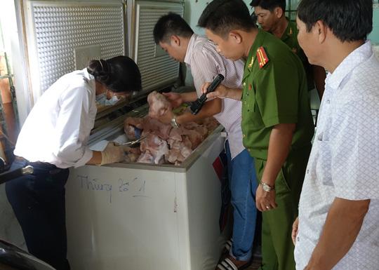 """Bê bối """"thịt bẩn"""" ở Brazil: Việt Nam làm gì để kiểm soát thịt nhập khẩu? - 1"""