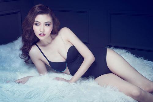 """""""Nữ hoàng"""" Ngọc Duyên bất ngờ tung ảnh bikini """"bỏng mắt"""" - 4"""