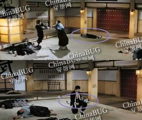 Phim kinh điển của Lý Tiểu Long cũng đầy sạn thế này! - 8