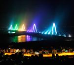 """""""Đột nhập"""" công trường cây cầu vượt biển dài nhất Việt Nam - 22"""
