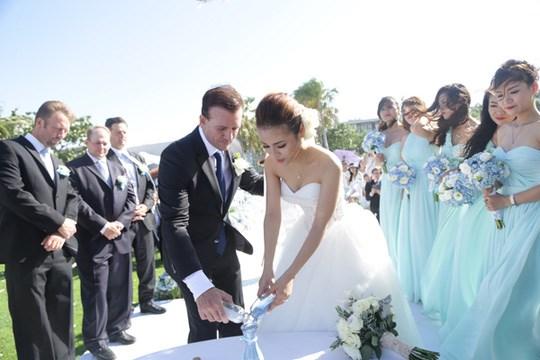 """Những đám cưới siêu sang gây """"nổi sóng"""" của các đại gia Ninh Bình - 4"""