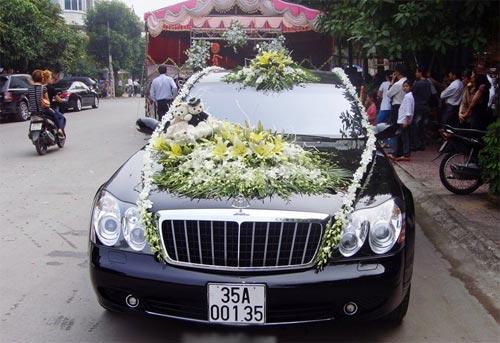 """Những đám cưới siêu sang gây """"nổi sóng"""" của các đại gia Ninh Bình - 6"""