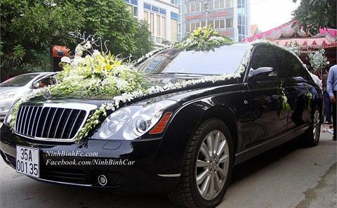 """Những đám cưới siêu sang gây """"nổi sóng"""" của các đại gia Ninh Bình - 7"""