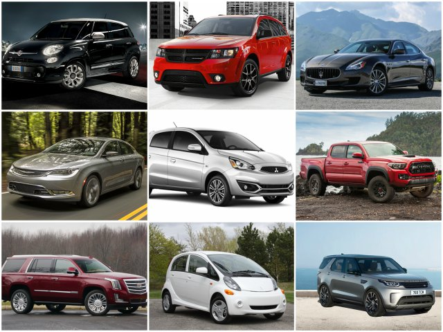 10 mẫu ô tô tồi tệ nhất năm 2017 - 1
