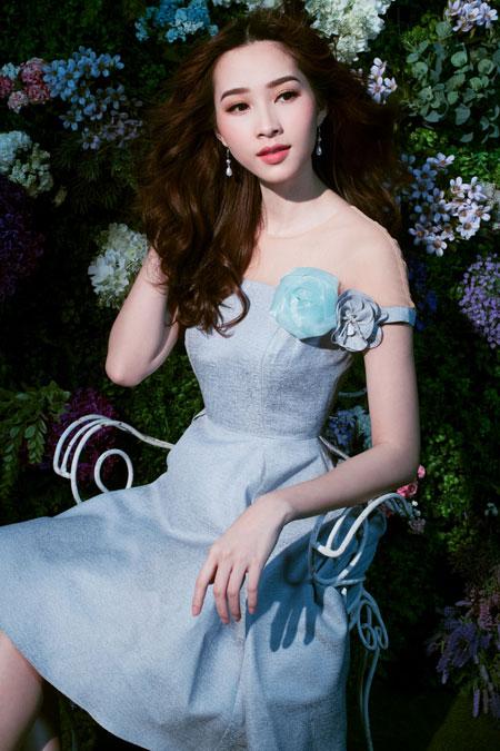 Hoa hậu Đặng Thu Thảo tiếp tục sứ mệnh đại sứ thương hiệu Elise - 1