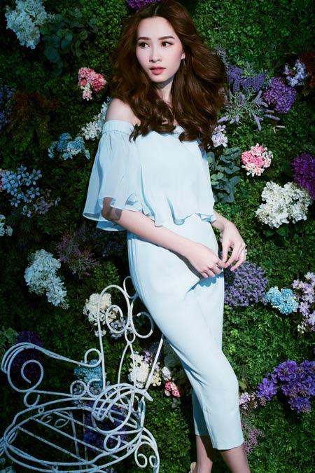 Hoa hậu Đặng Thu Thảo tiếp tục sứ mệnh đại sứ thương hiệu Elise - 5