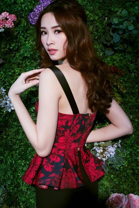Hoa hậu Đặng Thu Thảo tiếp tục sứ mệnh đại sứ thương hiệu Elise - 6