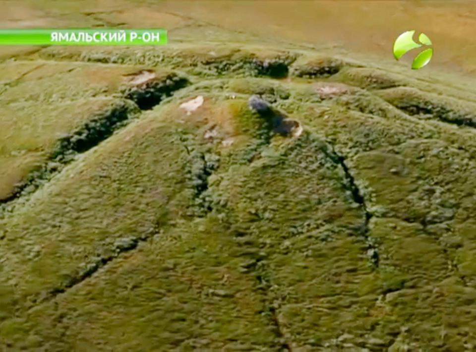 7.000 bóng khí metan khổng lồ dọa nổ tung ở Bắc Cực - 3