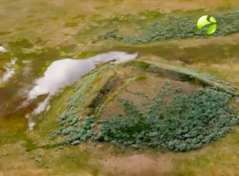 7.000 bóng khí metan khổng lồ dọa nổ tung ở Bắc Cực - 4