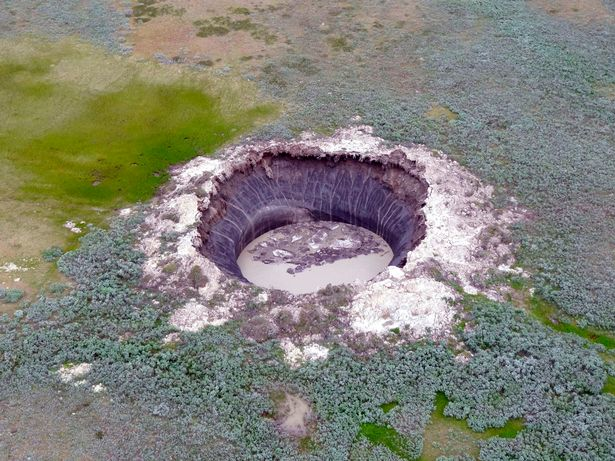 7.000 bóng khí metan khổng lồ dọa nổ tung ở Bắc Cực - 5