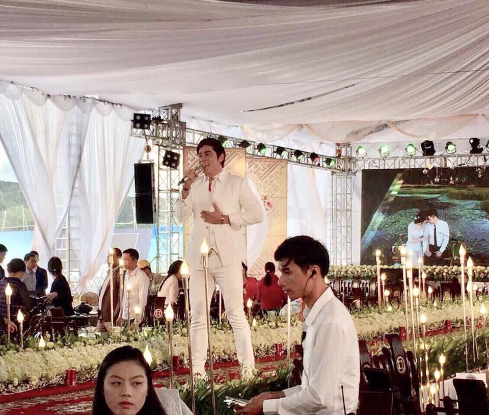 """Đại gia """"nghìn tỷ"""" mời Tuấn Hưng, Ngọc Sơn hát đám cưới - 6"""