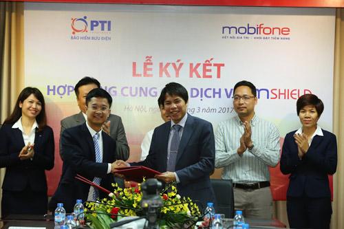 PTI – Mobifone ra mắt dịch vụ mShield cho chủ thuê bao Mobifone - 1