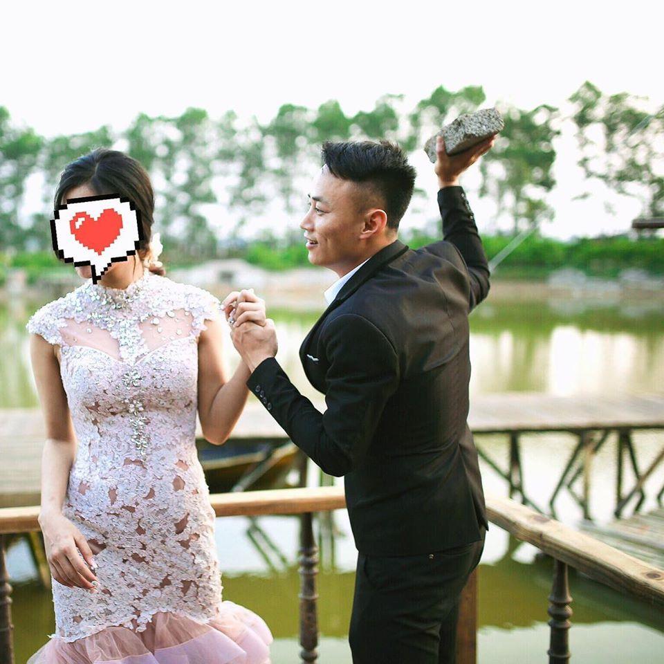 Sự thật về đám cưới kỳ lạ chú rể đeo đầy vòng vàng gây xôn xao mạng - 6