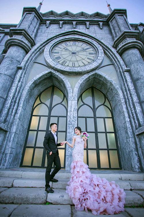 Sự thật về đám cưới kỳ lạ chú rể đeo đầy vòng vàng gây xôn xao mạng - 5
