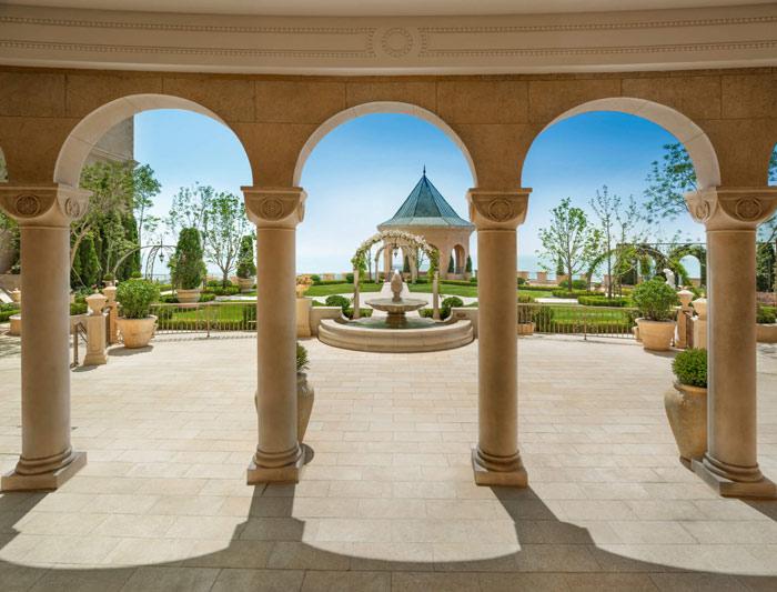 Chiêm ngưỡng khách sạn sang chảnh đẹp tựa lâu đài cổ tích - 7