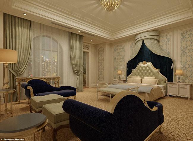 Chiêm ngưỡng khách sạn sang chảnh đẹp tựa lâu đài cổ tích - 6