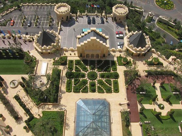 Chiêm ngưỡng khách sạn sang chảnh đẹp tựa lâu đài cổ tích - 13