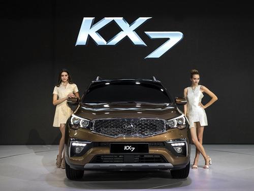 Kia KX7: Biến thể của Sorento, giá từ 593 triệu đồng - 3