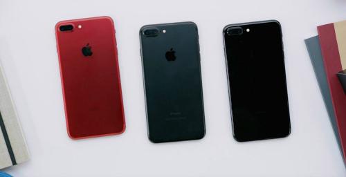 """Video: Đập hộp iPhone 7 màu đỏ """"sốt xình xịch"""" - 1"""