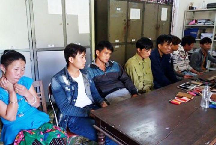Trùm ma túy xuyên quốc gia sa lưới tại lán người tình - 1
