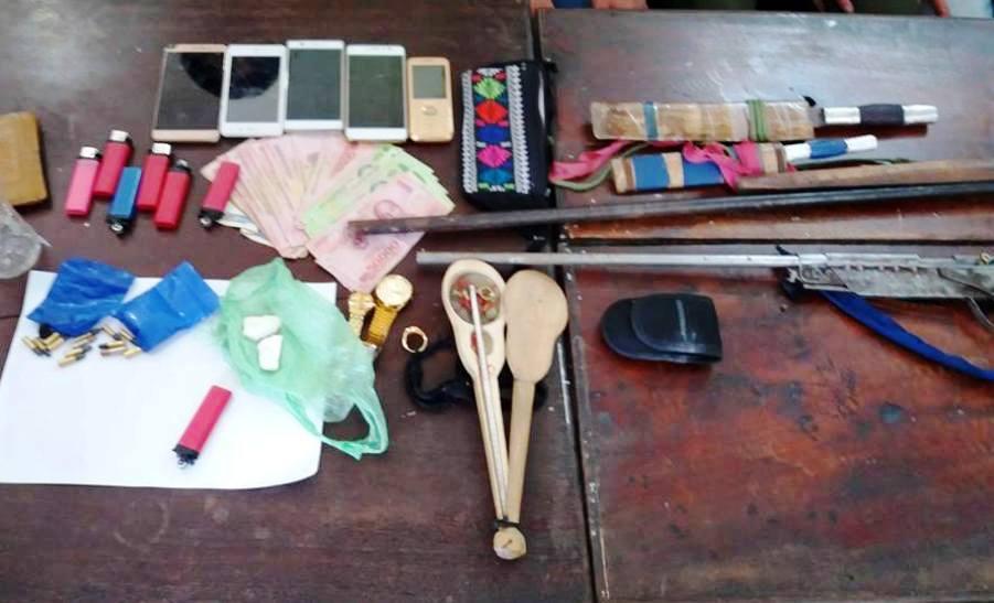 Trùm ma túy xuyên quốc gia sa lưới tại lán người tình - 2