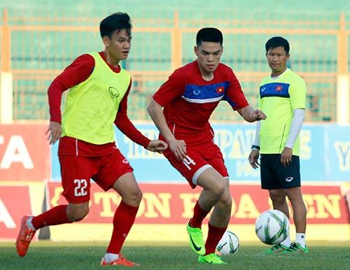 """U20 Việt Nam có """"hàng độc"""" chuẩn bị so tài World Cup - 2"""