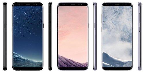 """Samsung sẽ """"biến"""" màn hình smartphone thành """"vô cực""""? - 1"""