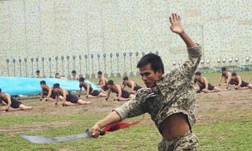 Những tuyệt kỹ võ thuật của đặc công Việt Nam - 1
