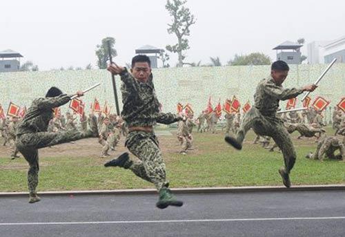 Những tuyệt kỹ võ thuật của đặc công Việt Nam - 3