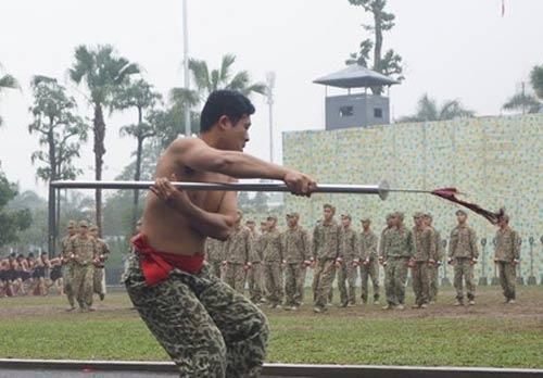 Những tuyệt kỹ võ thuật của đặc công Việt Nam - 4