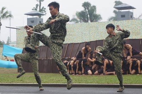 Những tuyệt kỹ võ thuật của đặc công Việt Nam - 5
