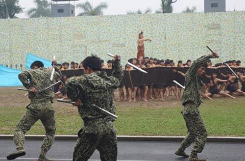 Những tuyệt kỹ võ thuật của đặc công Việt Nam - 6