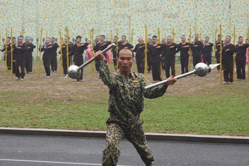 Những tuyệt kỹ võ thuật của đặc công Việt Nam - 8
