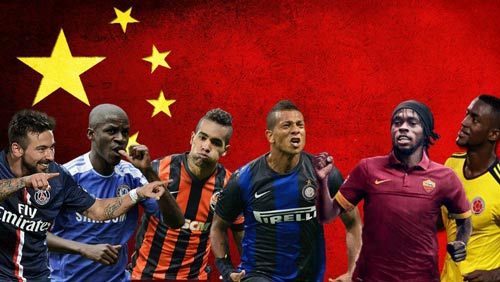 """Trung Quốc """"ném"""" nghìn tỷ euro để vô địch World Cup - 1"""