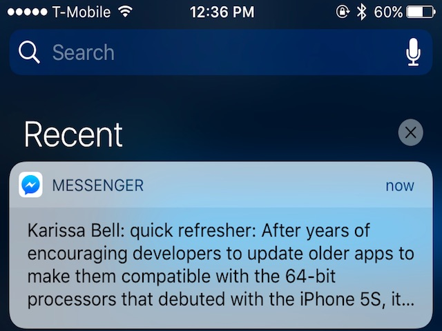 2 cách đọc tin nhắn Messenger mà đối phương không hay biết
