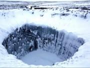 7.000 bóng khí metan khổng lồ dọa nổ tung ở Bắc Cực