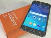 Dế sắp ra lò - Rò rỉ cấu hình Samsung Galaxy J5 (2017)