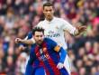 """Quyền lực đen Real – Barca: Ronaldo """"ngửi khói"""" Messi"""