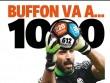 Buffon có trận thứ 1.000: Vạn lý trường thành xứ Italia