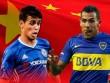 """Trung Quốc """"ném"""" nghìn tỷ euro để vô địch World Cup"""