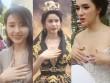Mỗi lần livestream, mỹ nhân Việt lại khiến fan không rời mắt