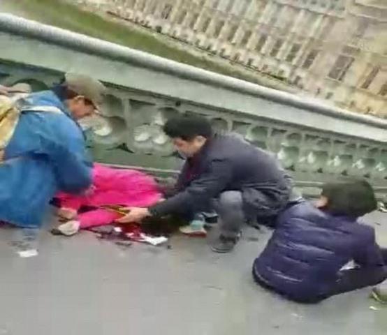 Tấn công khủng bố đẫm máu chấn động thủ đô Anh - 2