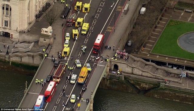 Tấn công khủng bố đẫm máu chấn động thủ đô Anh - 6